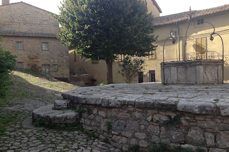 Appartamento nel borgo - Rocca D'orcia - Appartamento
