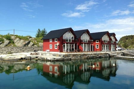New boathouse in Øygarden, 2 floor - Wohnung