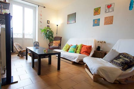 1 room in Big appartment in the Heart of Nice - Lejlighed