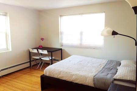 Private Room near Boston - Waltham - Apartment
