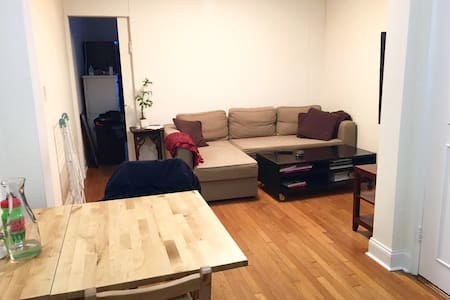Cozy Room - Central Park West! - New York - Appartement