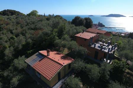 Close to 5 terre, terrace, garden - Lerici