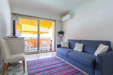 Grand Studio proche Monaco (10 min) - Appartement