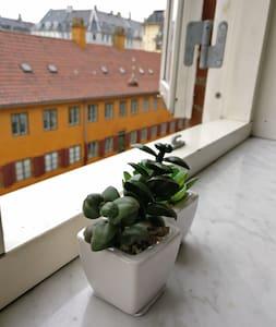 The absolute center of Copenhagen! - Appartamento