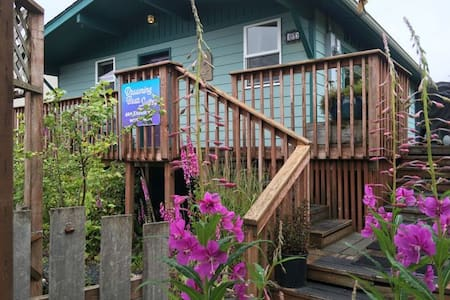 Downtown Sitka Dreaming Bear Suites - Sitka - Daire