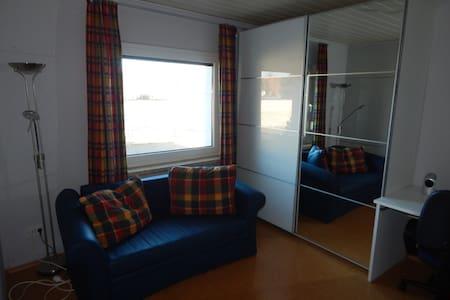 Kleines Gästezimmer in ruhiger Lage - Schwanewede - House