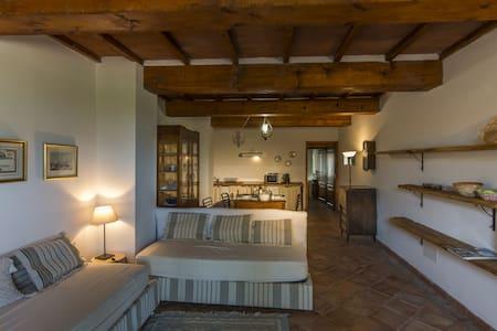 Casa vacanze le fornaci App Zi Toni - Laterina
