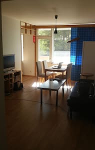 2 rooms apartment, 30 min to center of Helsinki. - Apartamento