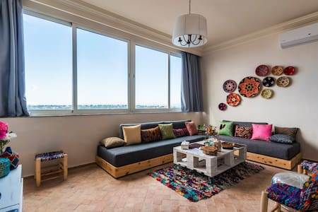 Charming & Chic Studio With a Nice View - Casablanca