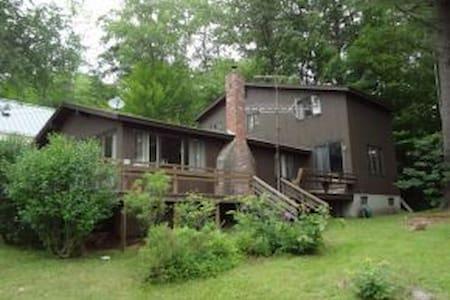 Nice home on pristine Granite Lake - Huis
