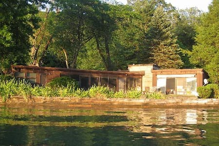 Lake Cottage - Skaneateles Lake - Homer - Rumah