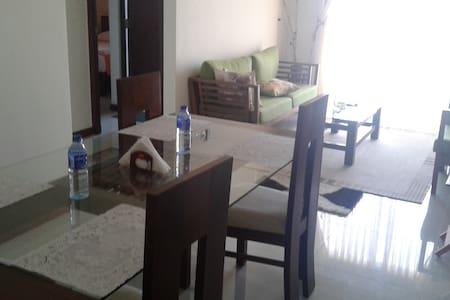 Tulasi Mahal 2 Key Bedroom Apt - Lägenhet