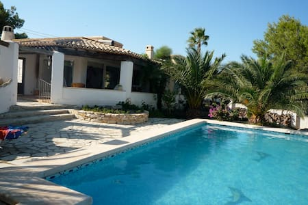 beautyful moorish villa with pool - Busot - Vila