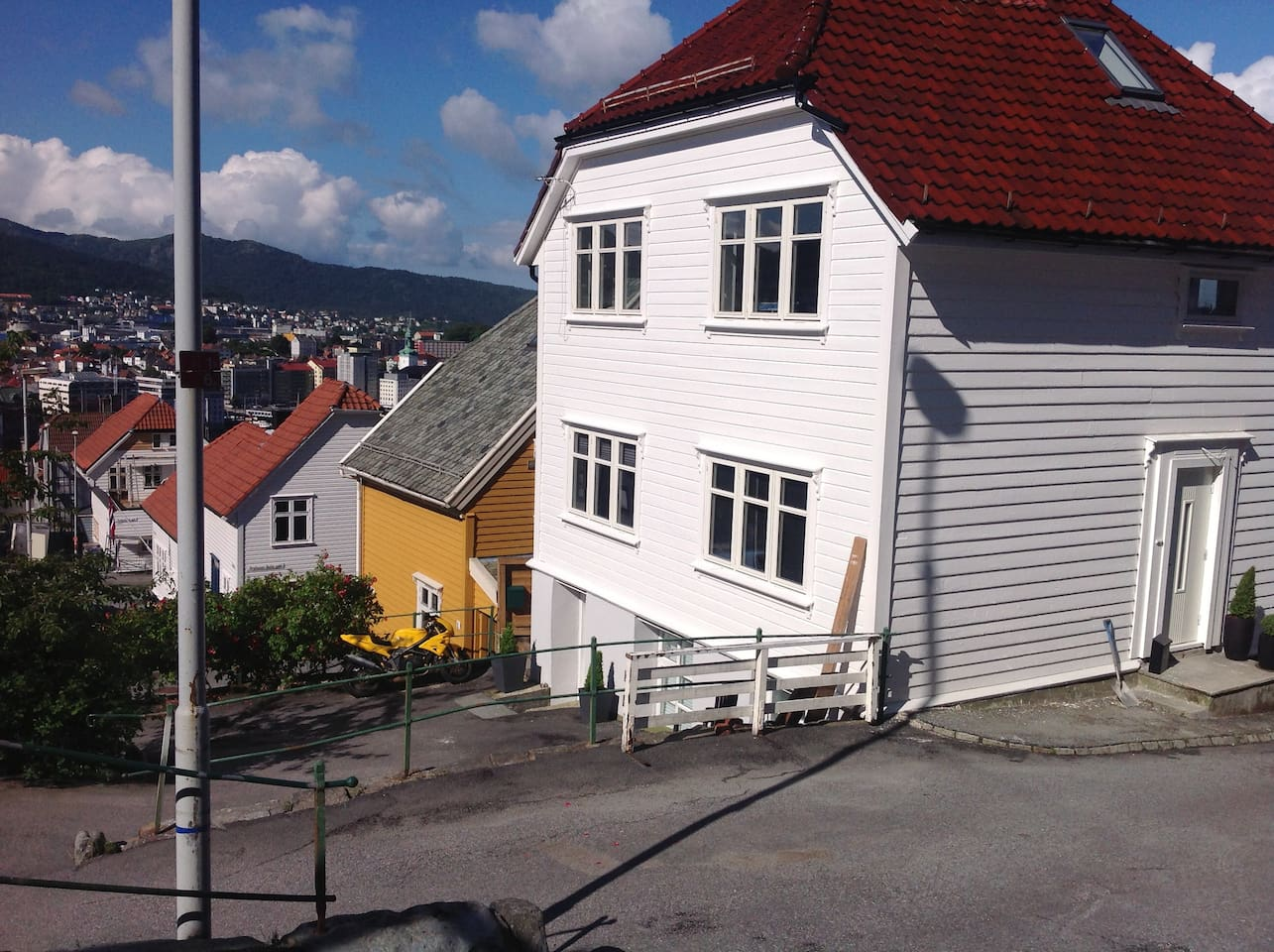 Central City Apartment in Bergen