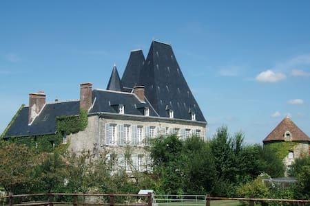 chambre au Chateau de Villiers - Essay