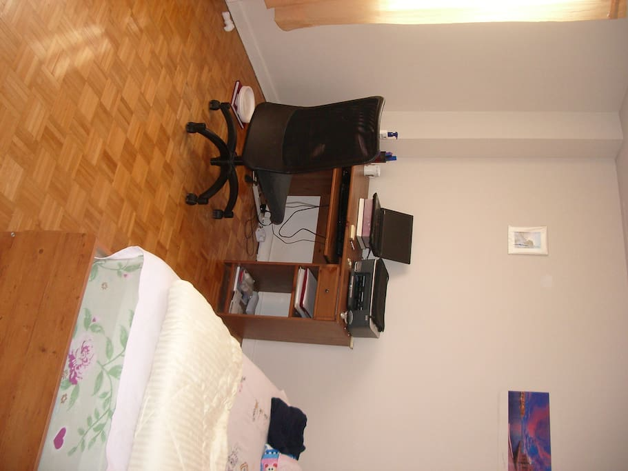 Private room available downtown
