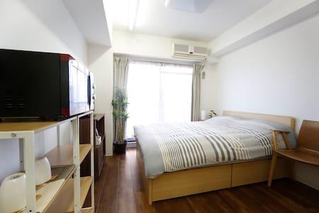 Shinsaibashi&Dotonbori Centre*心斎橋中央*アメ村1分 - Ōsaka-shi - Apartment