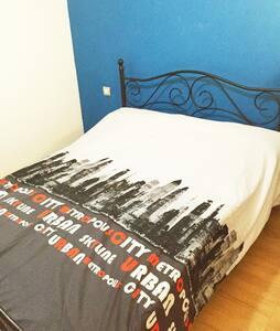 R3CloseRETIRO,free parking,Wifi,air conditioner - Apartment