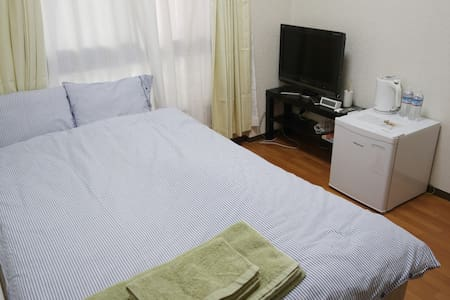 Private room & Clean 15min Osaka St - Appartement