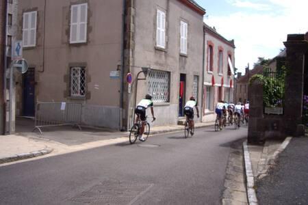 B & B  in Lussac les Eglises.  - Lussac-les-Églises - Wikt i opierunek