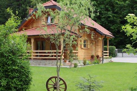 Drvena Hižica/Wooden House - Chalet