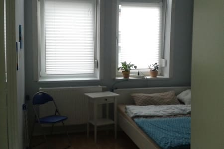Geräumiges helles Zimmer im Wiesbadener Westend - Wiesbaden - Apartment