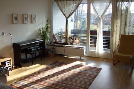 Ruhige, helle, 4-Zi Wohnung im Südwesten Münchens - Krailling