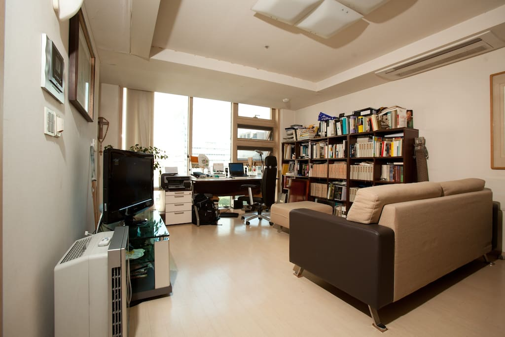 Urban Apartment in Heart of Seoul