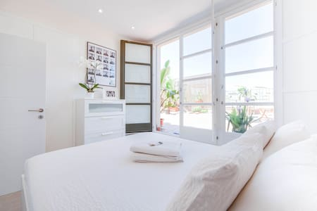 PenthouseSuite with Private Terrace - Barcelona - Apartment