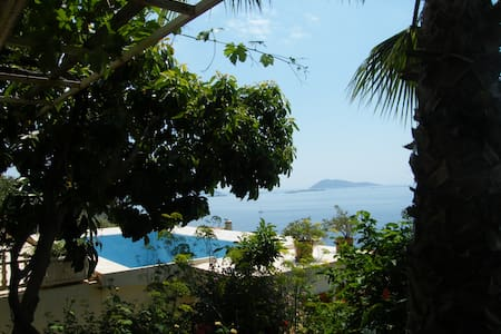Aksel House, A Homely retreat Stunning Sea views. - Kaş - Apartment