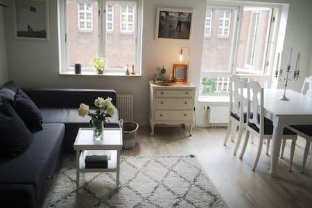 Cozy apartment in the heart of Copenhagen! - Frederiksberg - Apartment