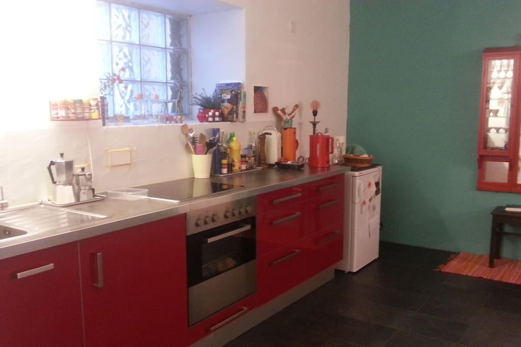 cucina - Küche - kitchen