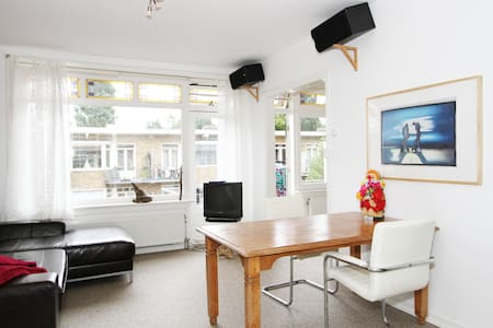 Light and bright appartement - Amsterdam - Apartment