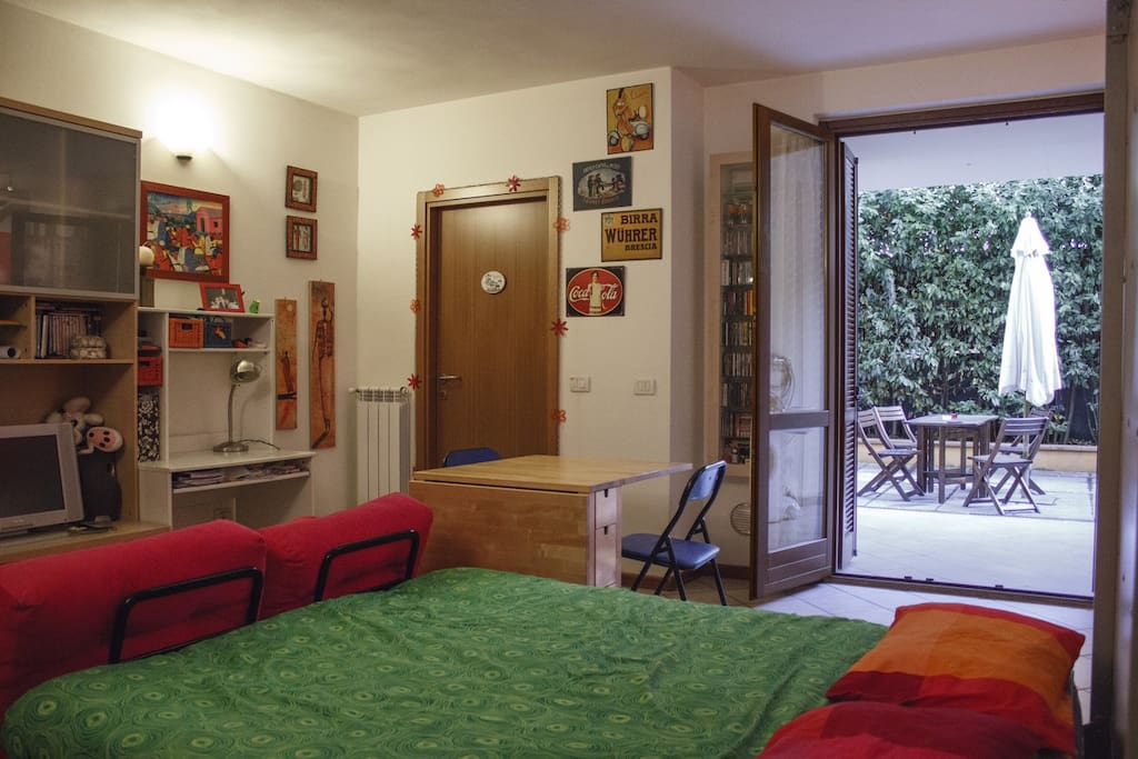 Lovely whole flat in Florence!