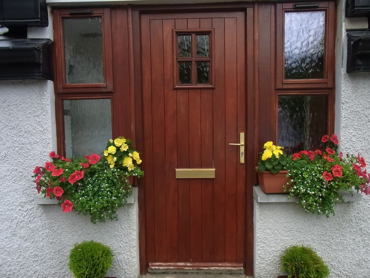 Your own front door for your stay!