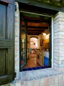 Accogliente casolare in collina b&b - Lugagnano Val d'Arda - Bed & Breakfast