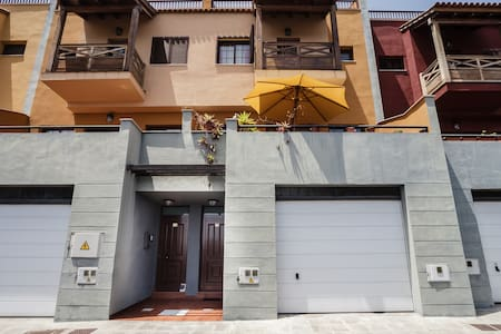 Habitación con 2 camas y baño priv  - Complexo de Casas