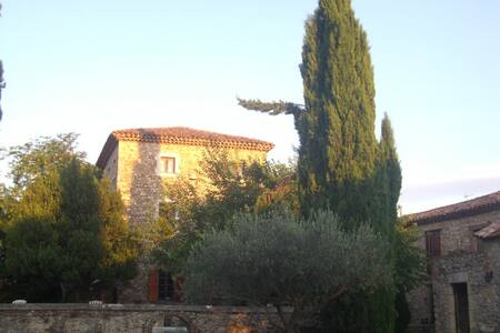 XVIIth CENTURY HOUSE WITH POOL - Ribaute-les-Tavernes