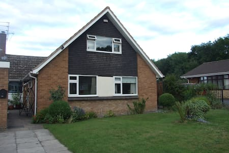 detached dorma style house - Bed & Breakfast