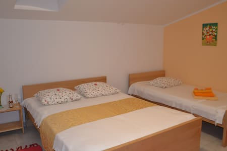 Nice rooms with bathrooms in friendly house - Bed & Breakfast