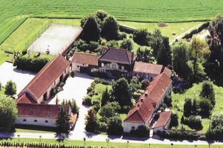 Large house in the heart of the Champagne region - Fontaine-sur-Ay - Hus