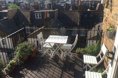 Apartment in Shepherds Bush, London - London - Lejlighed