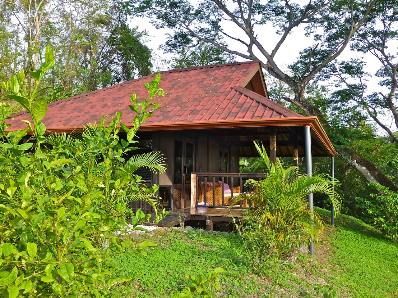 The perfect Honeymoon retreat !