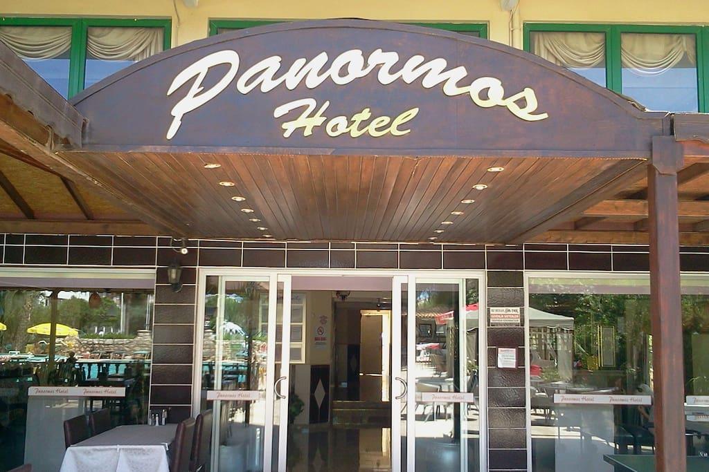 Panormos Hotel Altınkum