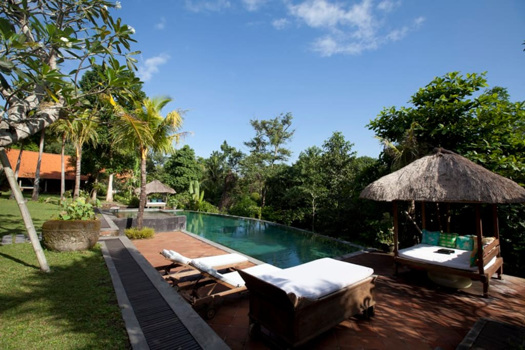 Bali Super cool studio bungalow
