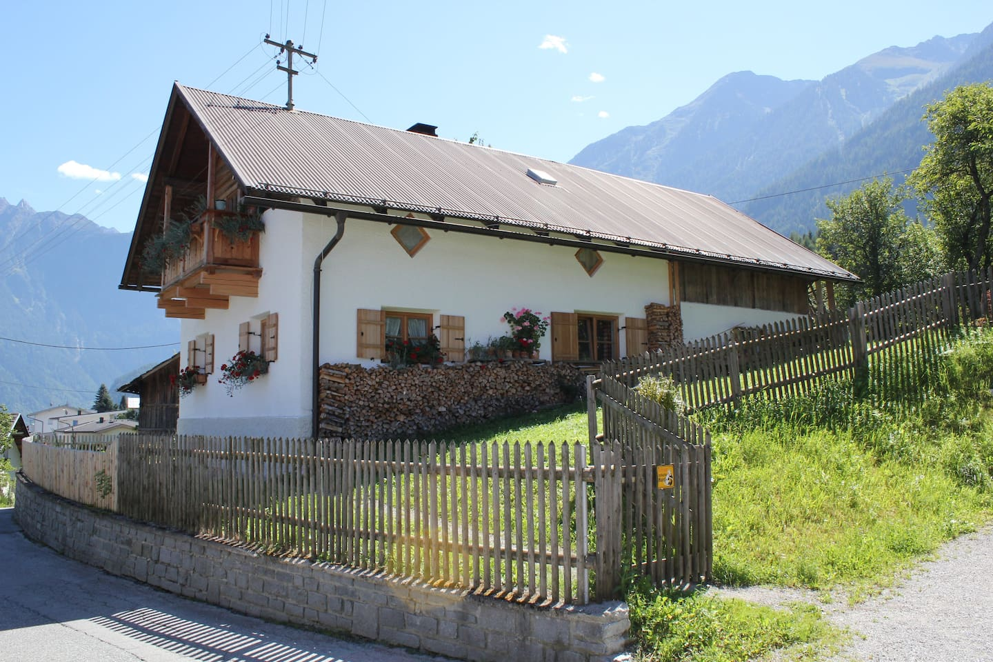 Haus Sautens in Oetztal,Tyrol,for 6
