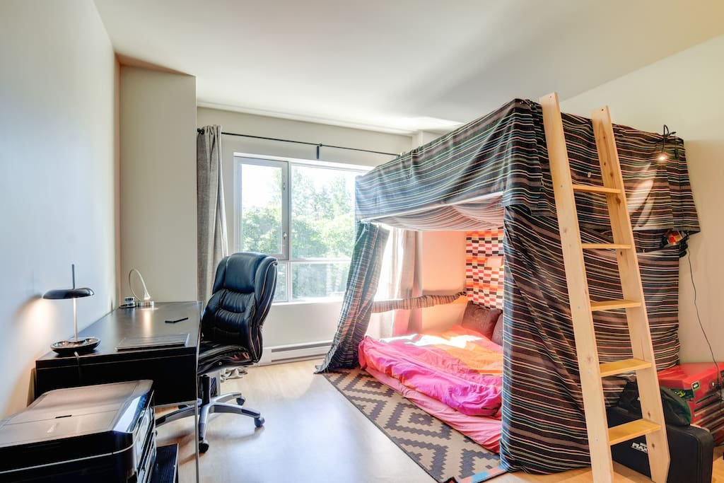 NEW COZY 1 BEDROOM APT. 10' OTTAWA