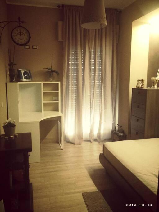 Gorgeus Room with Balcony&Bathroom