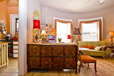 A Cozy Corner of Boston - Boston - Wohnung