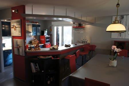STRASBOURG Sud, PARADIS au bord ILL - Wohnung